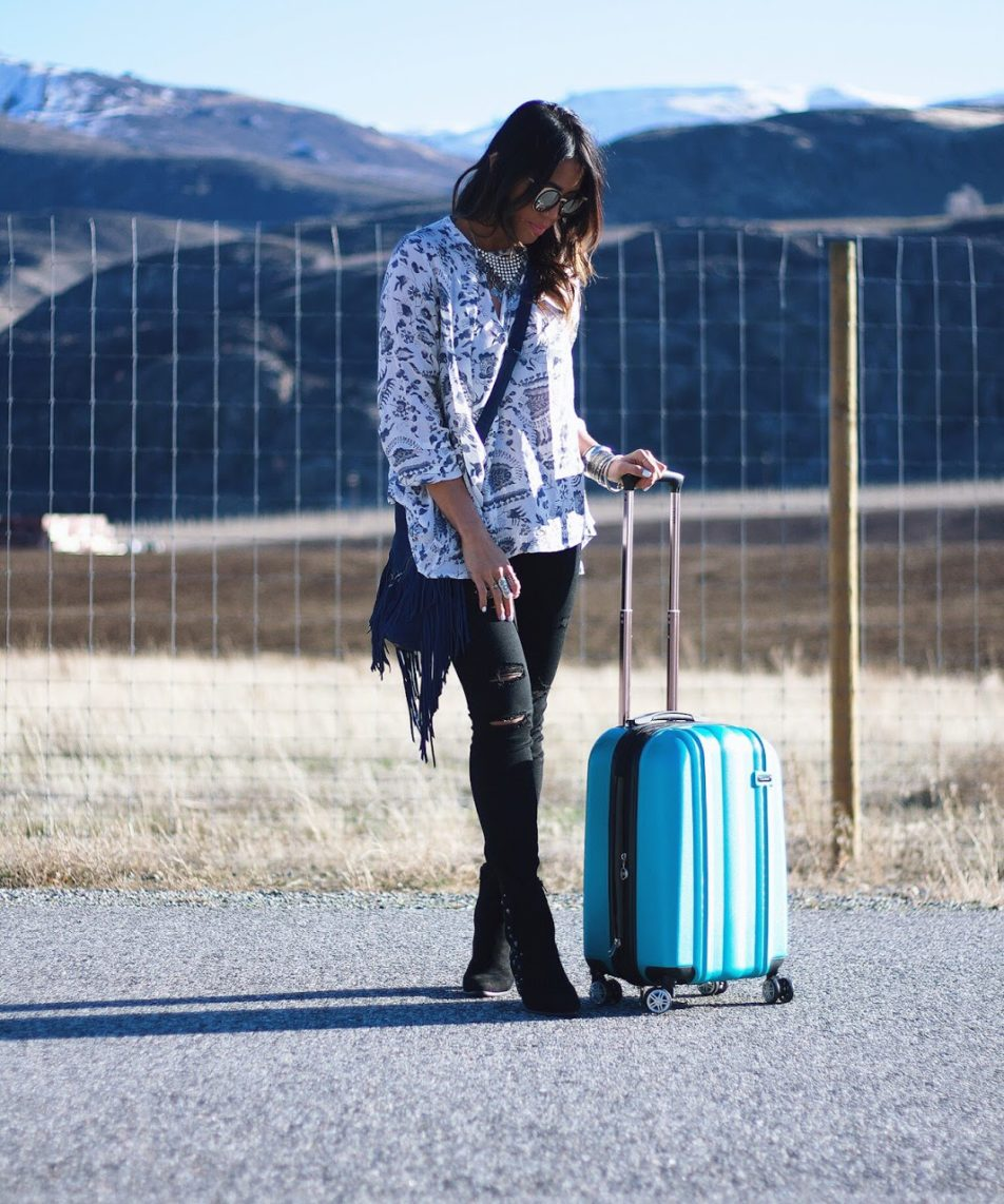 {featured brand} CalPak Luggage