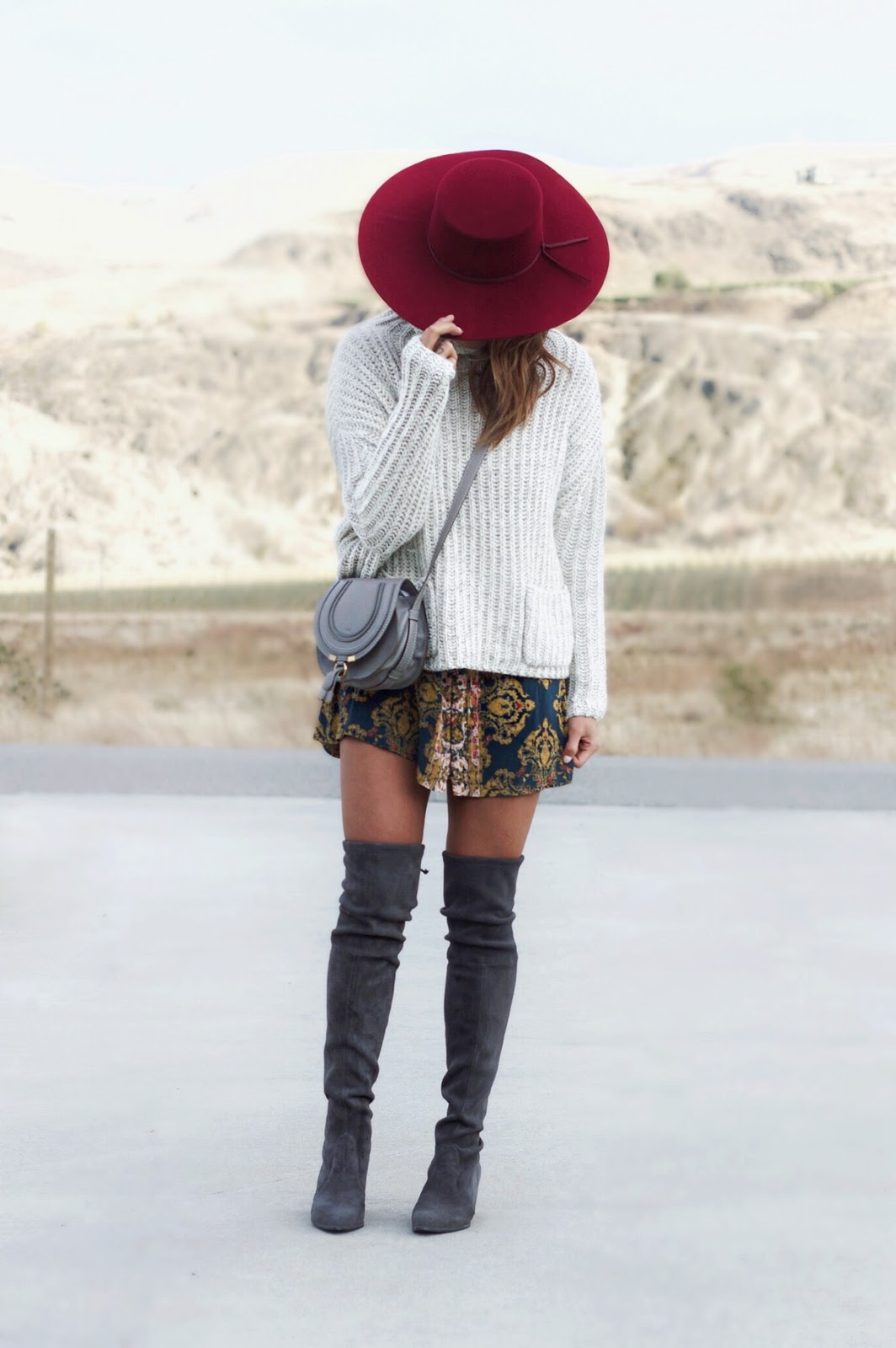 Why You Must Invest in a Good Pair of Over the Knee Boots - Stuart Weitzman