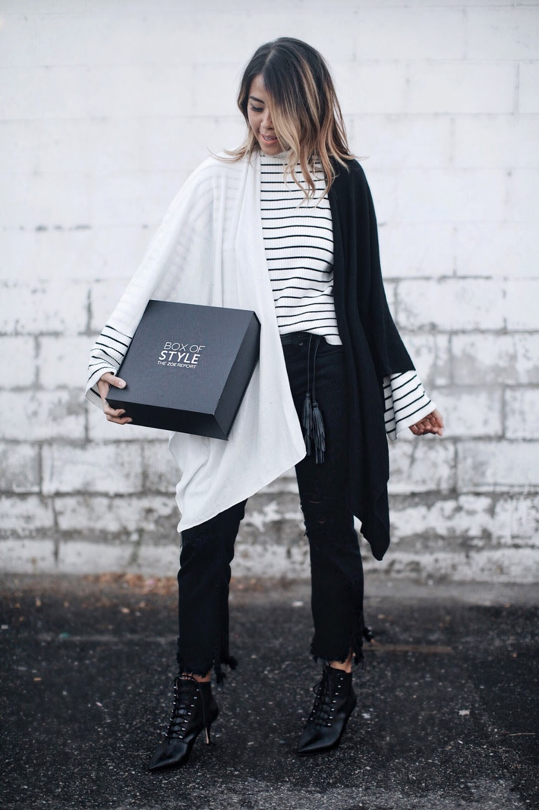 The Zoe Report Box of Style Review