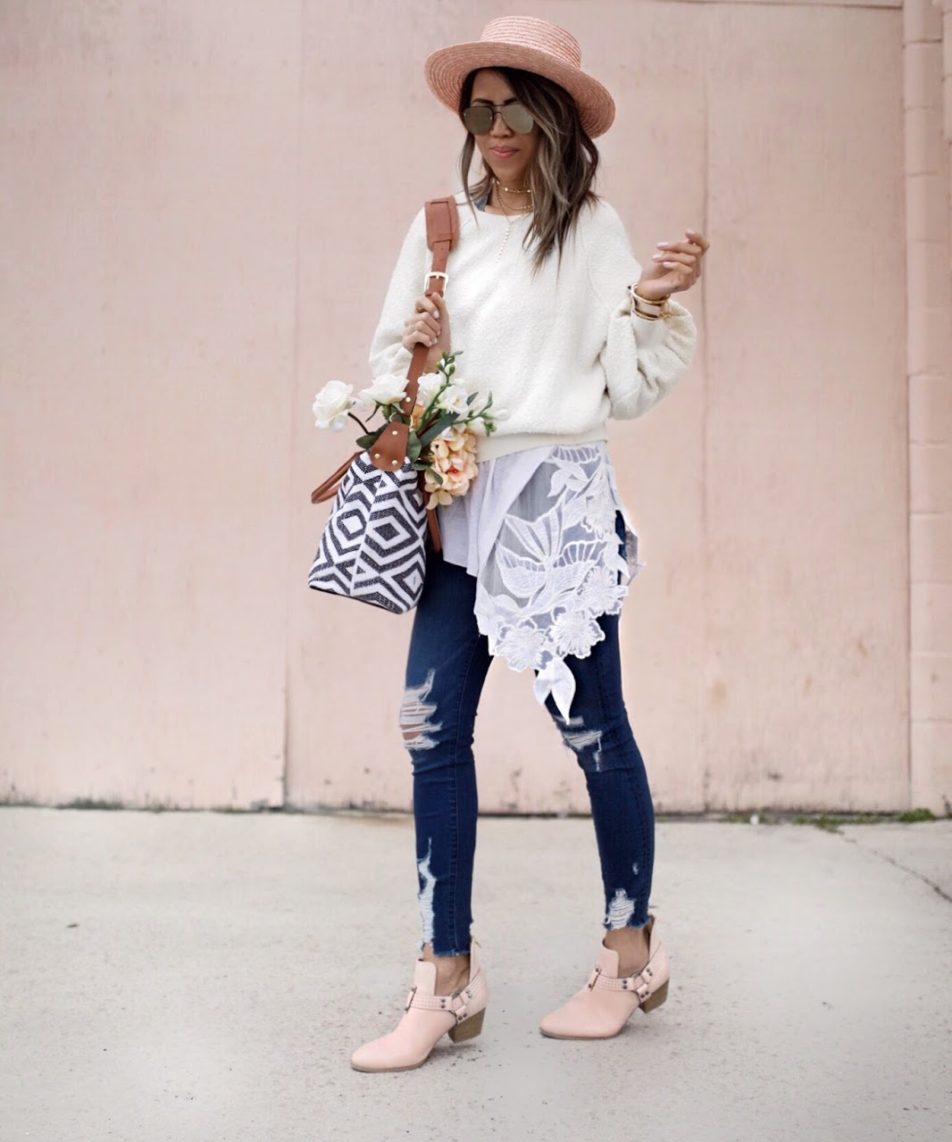 Spring Shoes Must Have + Spring Outfits