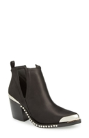 Jeffrey Campbell Optimum Pointy Toe Bootie (Women)