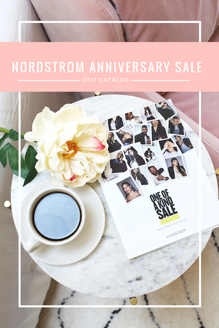 Nordstrom Anniversary Sale 2017 Catalog