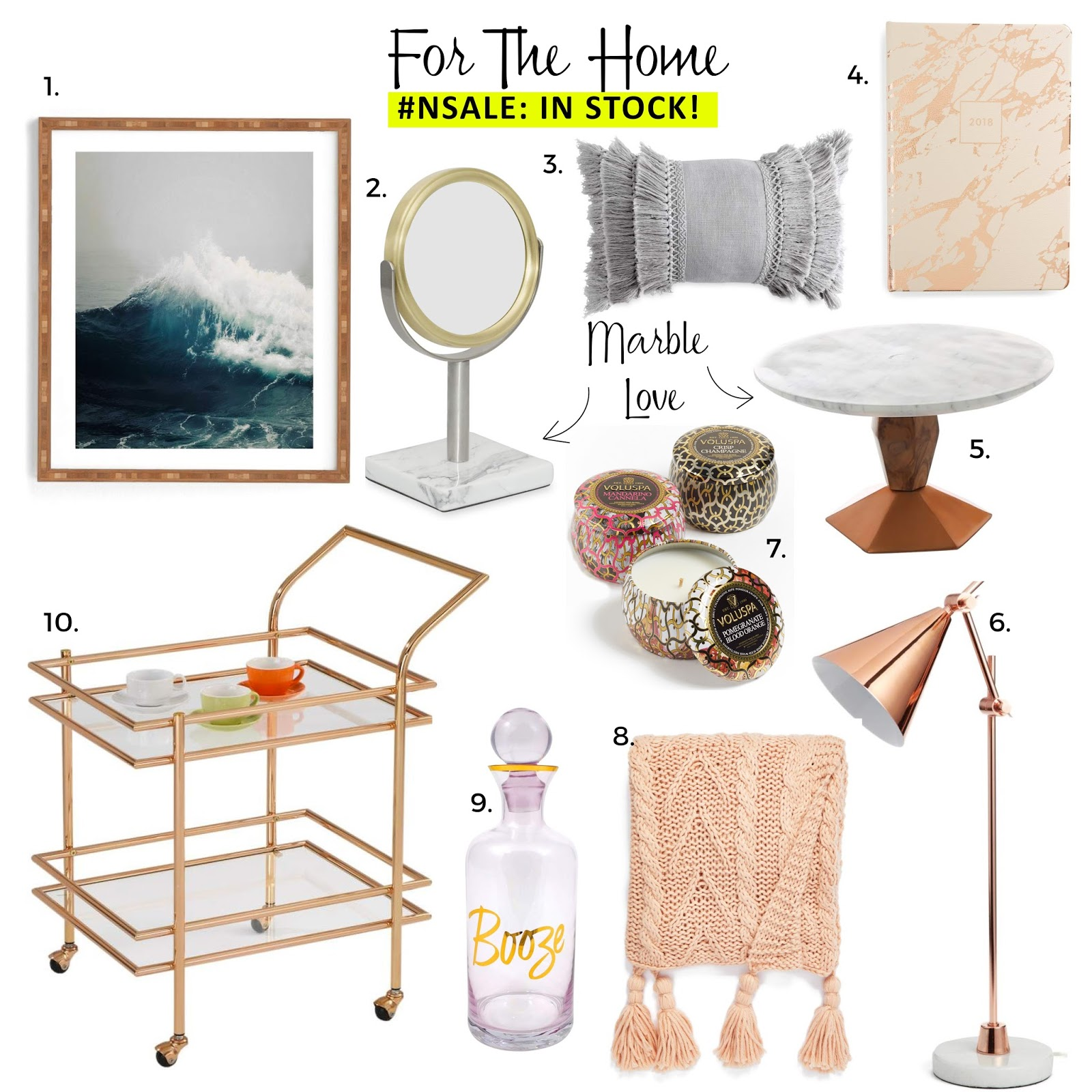 Nordstrom Anniversary Sale Picks: Home Edition
