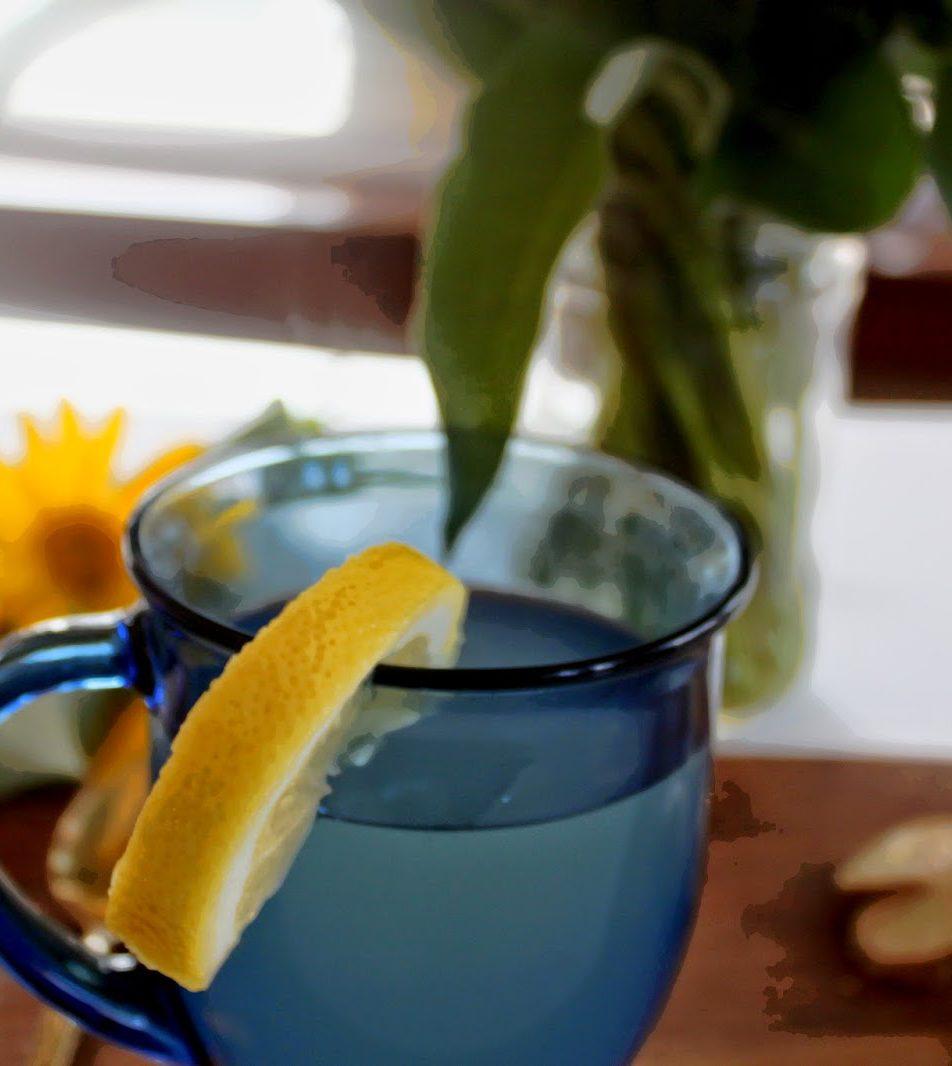 Ginger & Turmeric Healing Detox Tea
