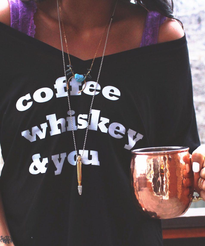 COFFEE, WHISKEY, & JEWELRY