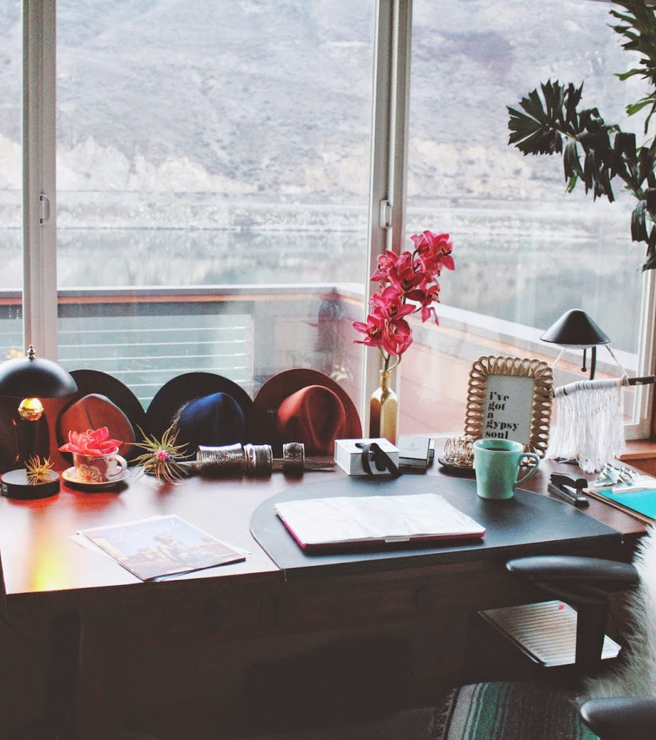 {la home}  MY WORKSPACE