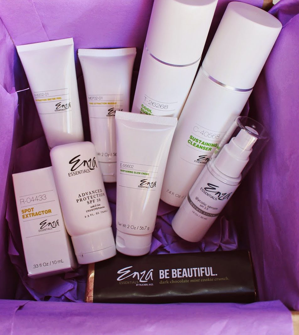 {Beauty Review} Enza Essentials