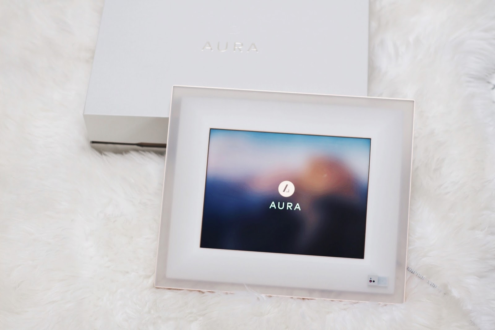 Aura Frames - The Next Generation Digital Frame