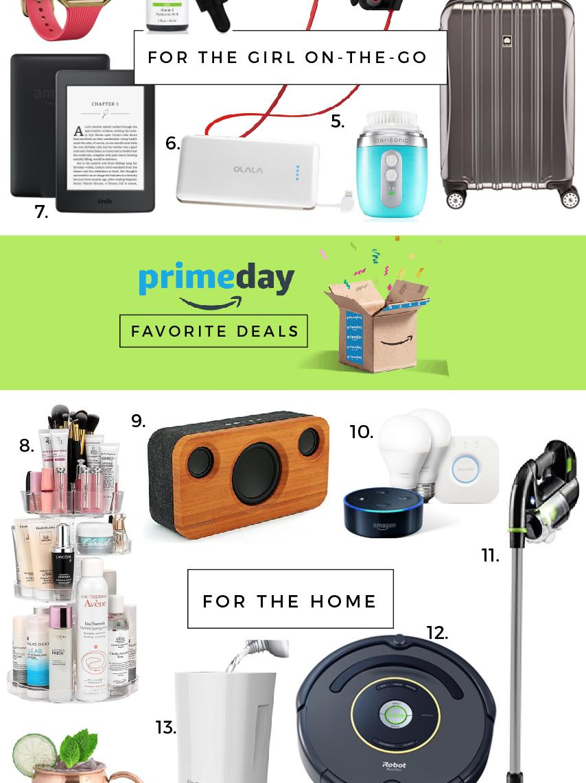 Amazon Prime Day 2017: Favorite Deals