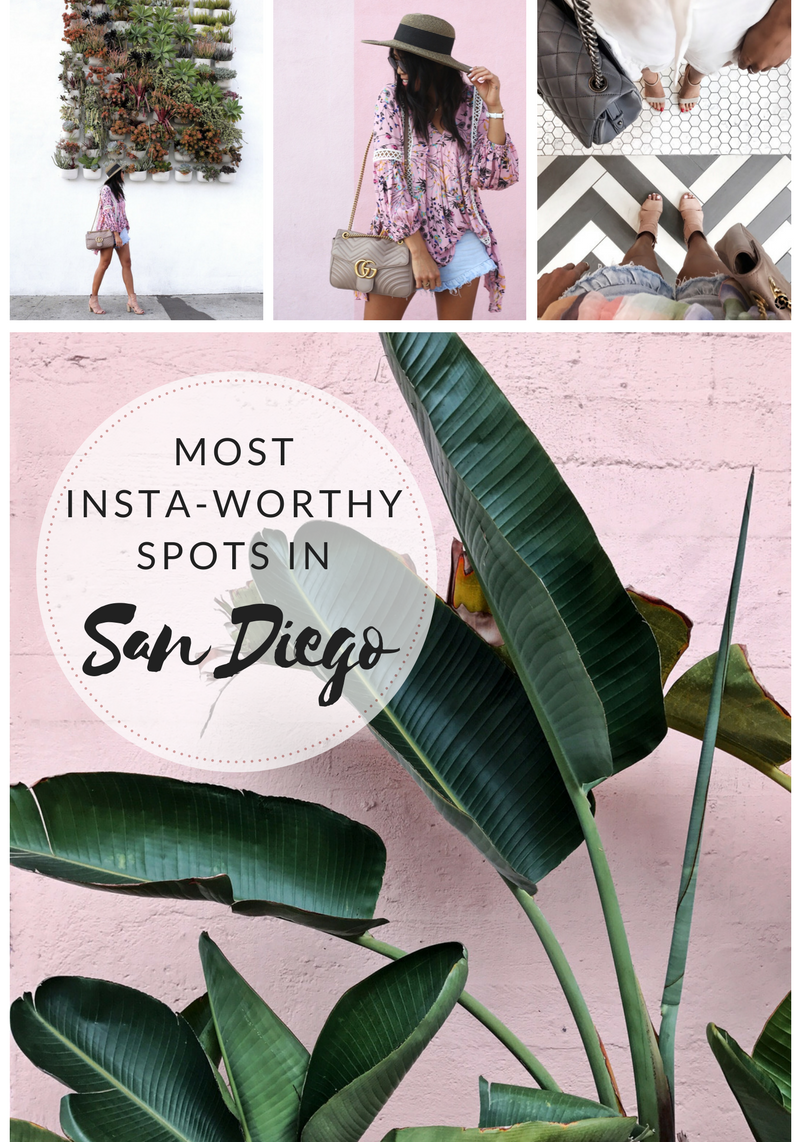 The 10 Most Instagram-Worthy Spots in San Diego