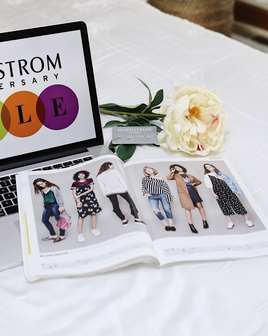 Pro tips to shopping nordstrom anniversary sale
