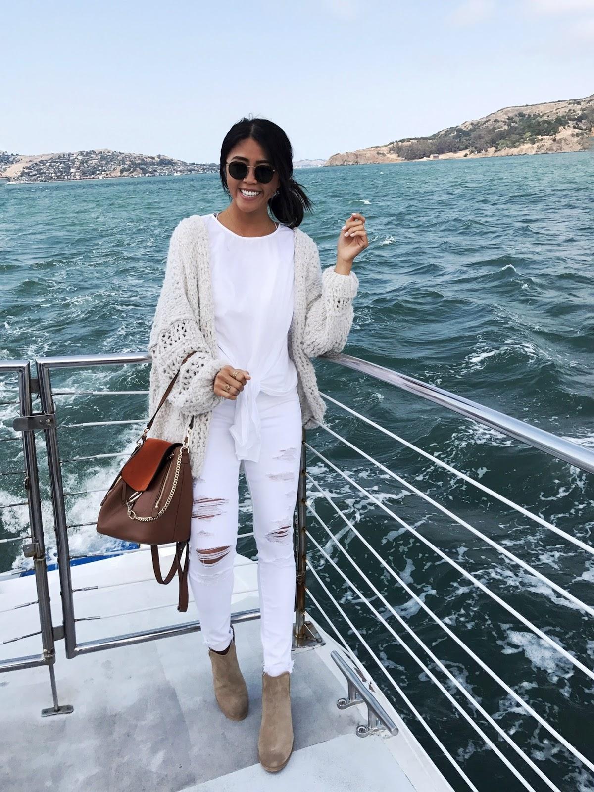 What To Do in San Francisco - Catamaran Sailing | Gypsy Tan