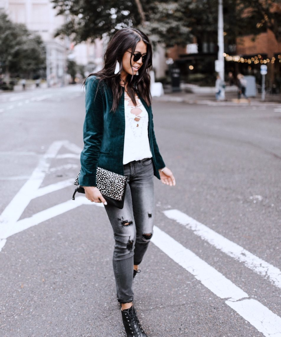 How to Style Denim From Day to Night