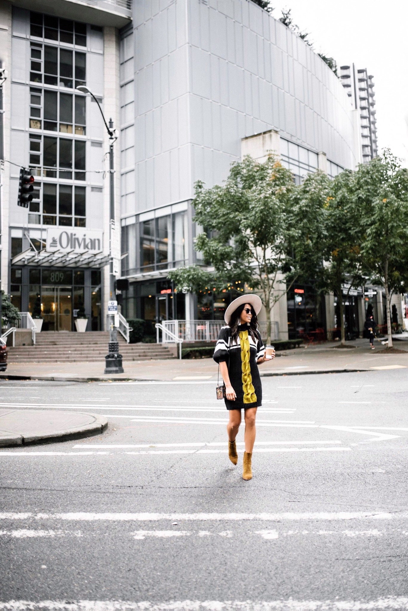Seattle Fashion Blogger Gypsy Tan