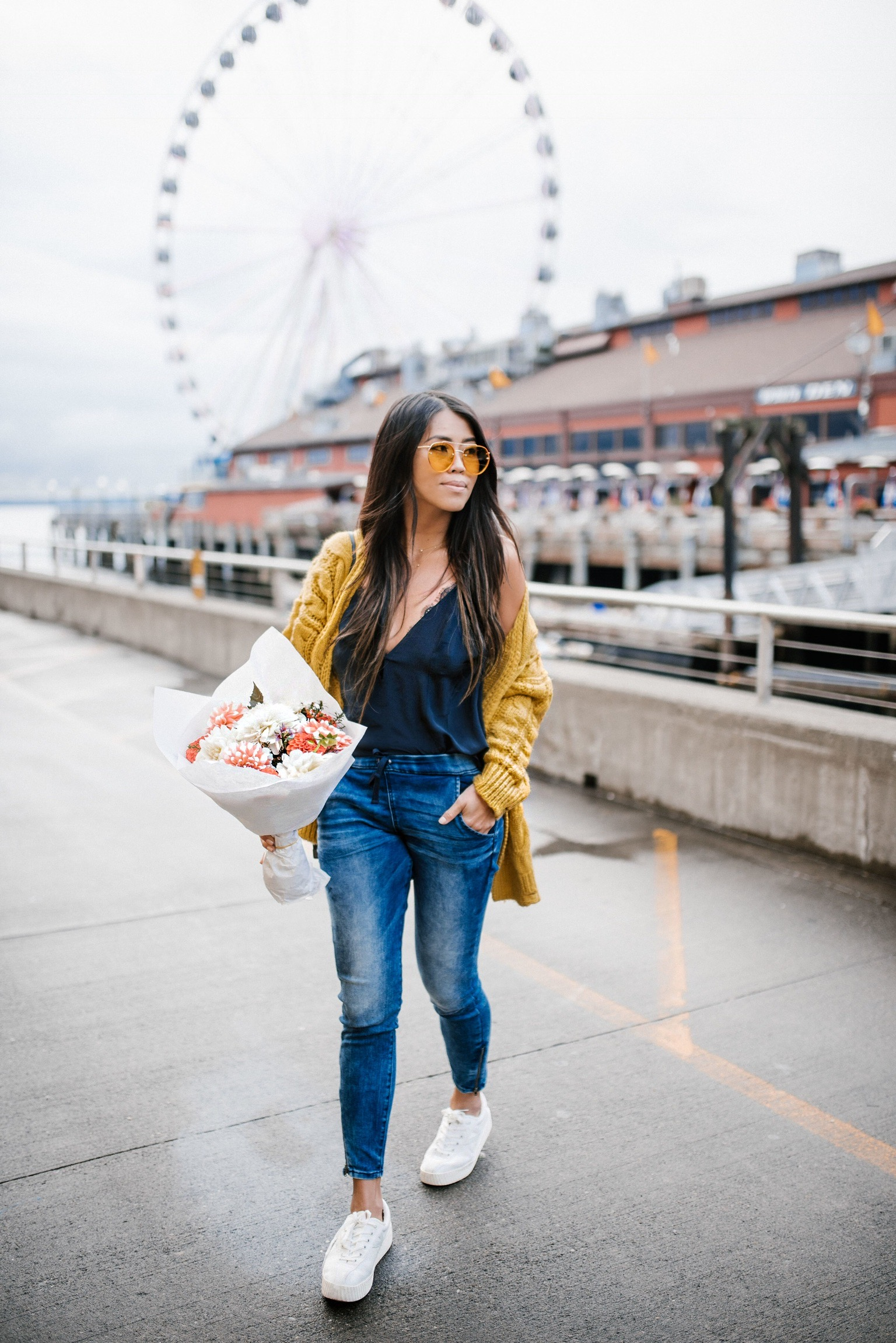 ERRAND OUTFITS WITH DENIZEN FROM LEVI'S JEANS