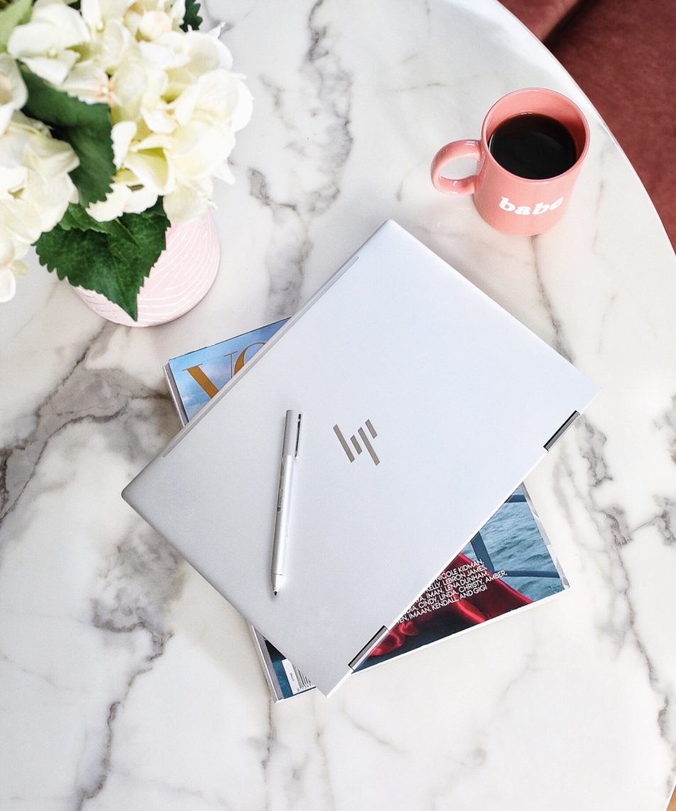 A Day In The Life of A Blogger with HP Spectre x360
