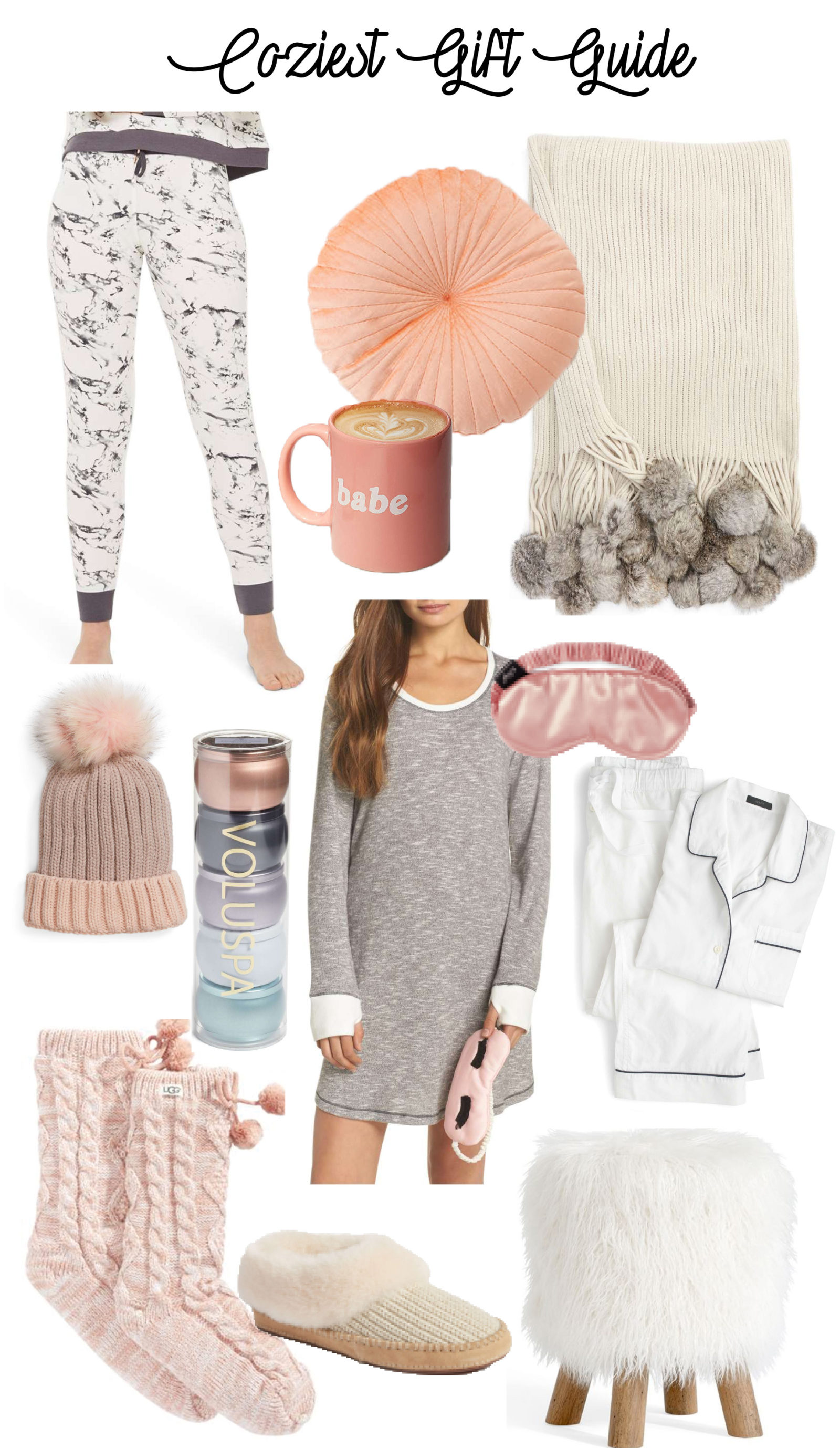 Coziest Holiday Gift Guide 2017