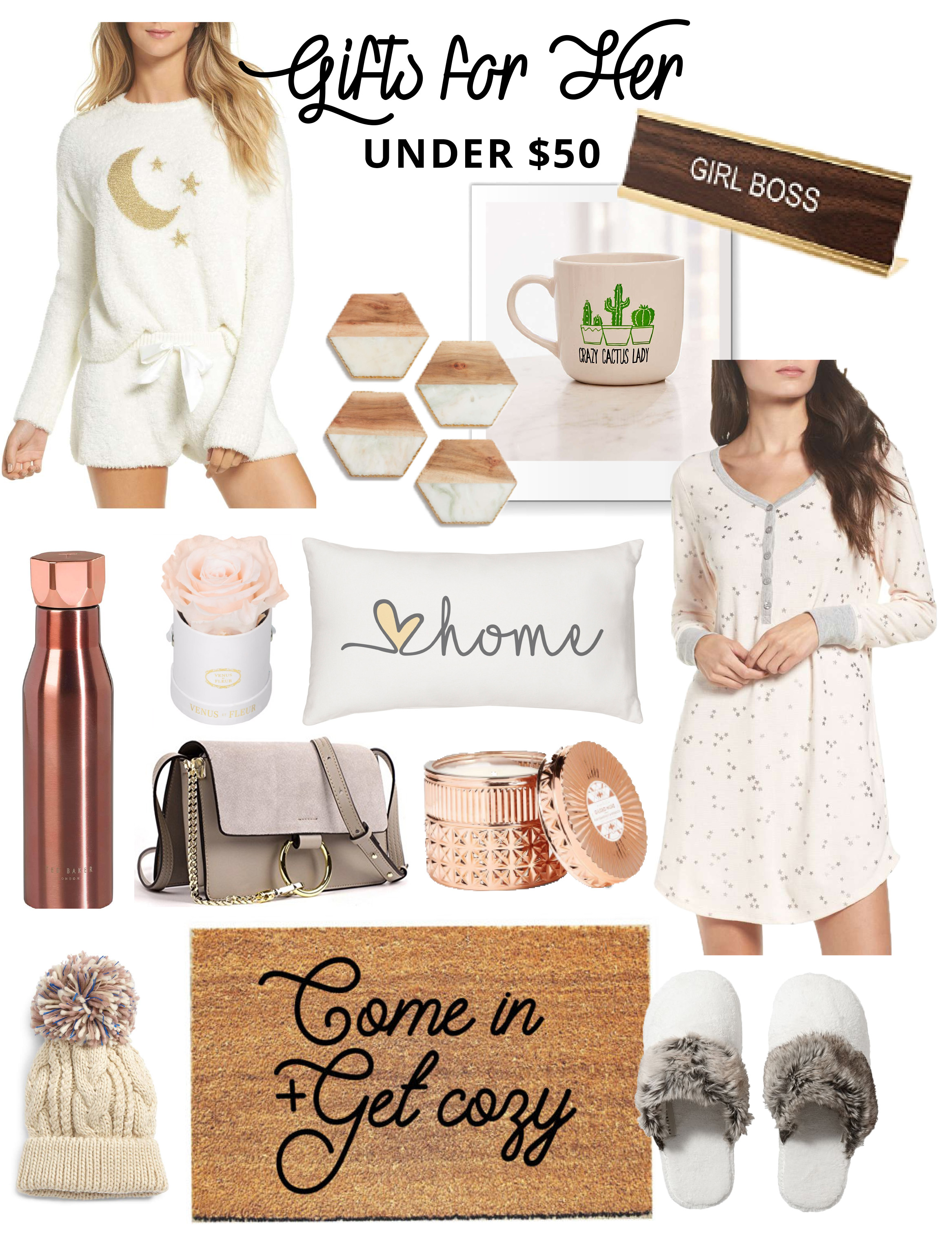 Budget-Friendly Holiday Gift Guide Under $50