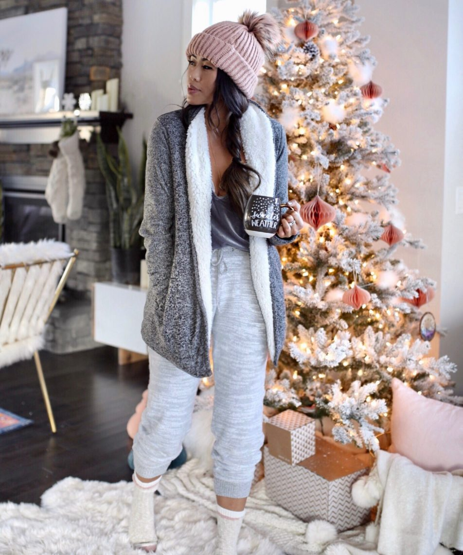 Cozy Loungewear Gifts with Abercrombie & Fitch