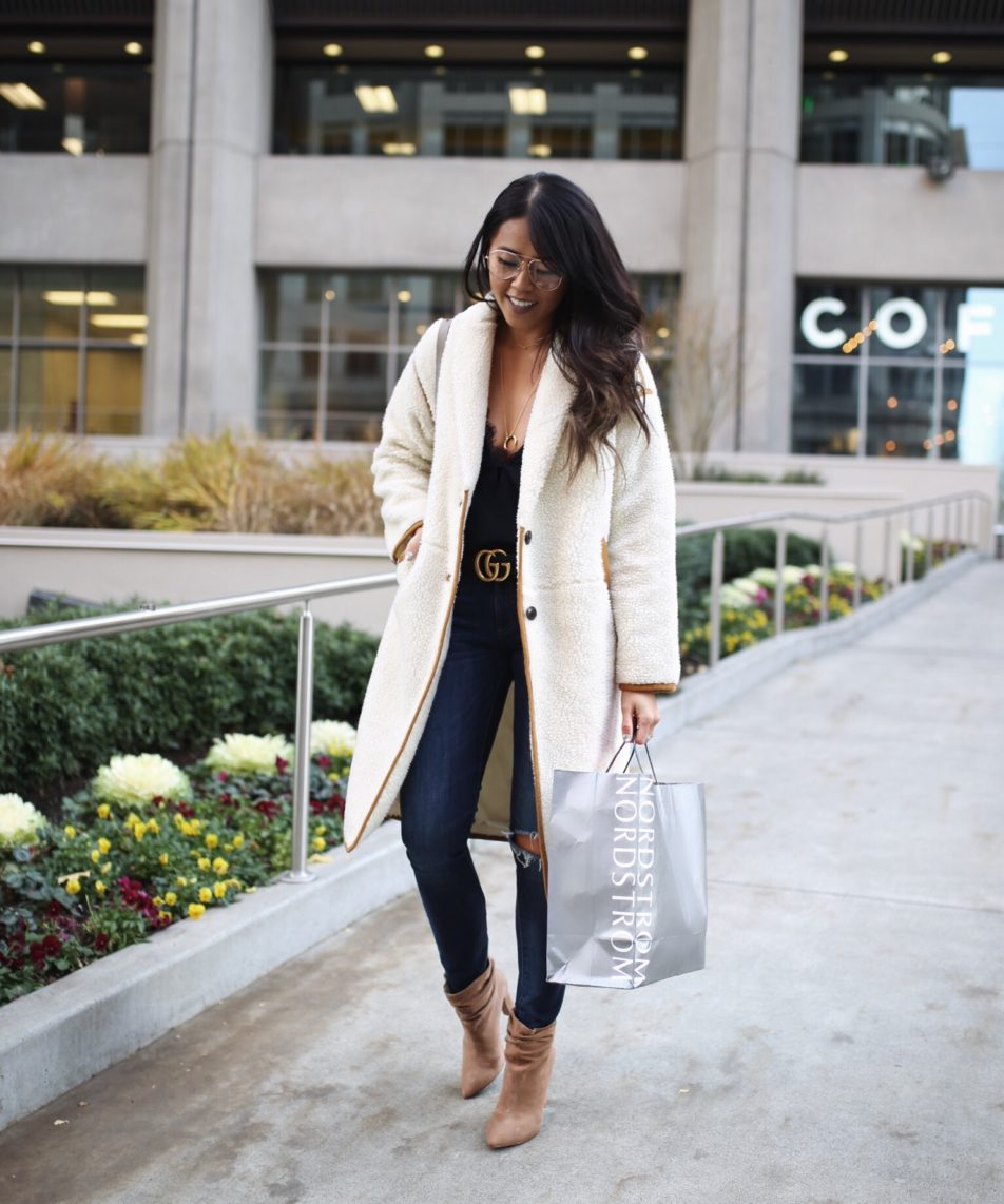 Holiday Shopping Made Easy with Nordstrom 24/7 Curbside Pickup