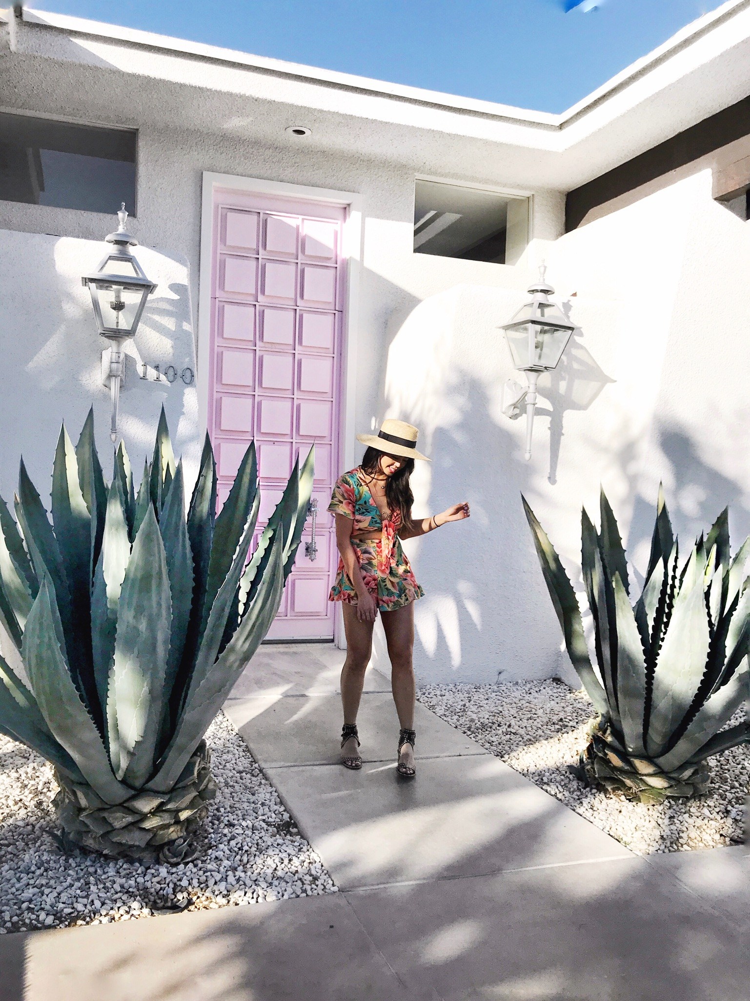 Most Instagram-Worthy Spots in Palm Springs That Pink Door