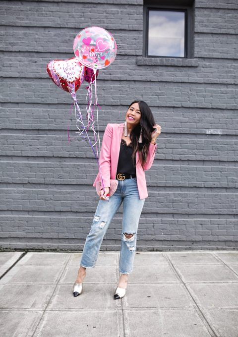 Chic cute valentines day outfits