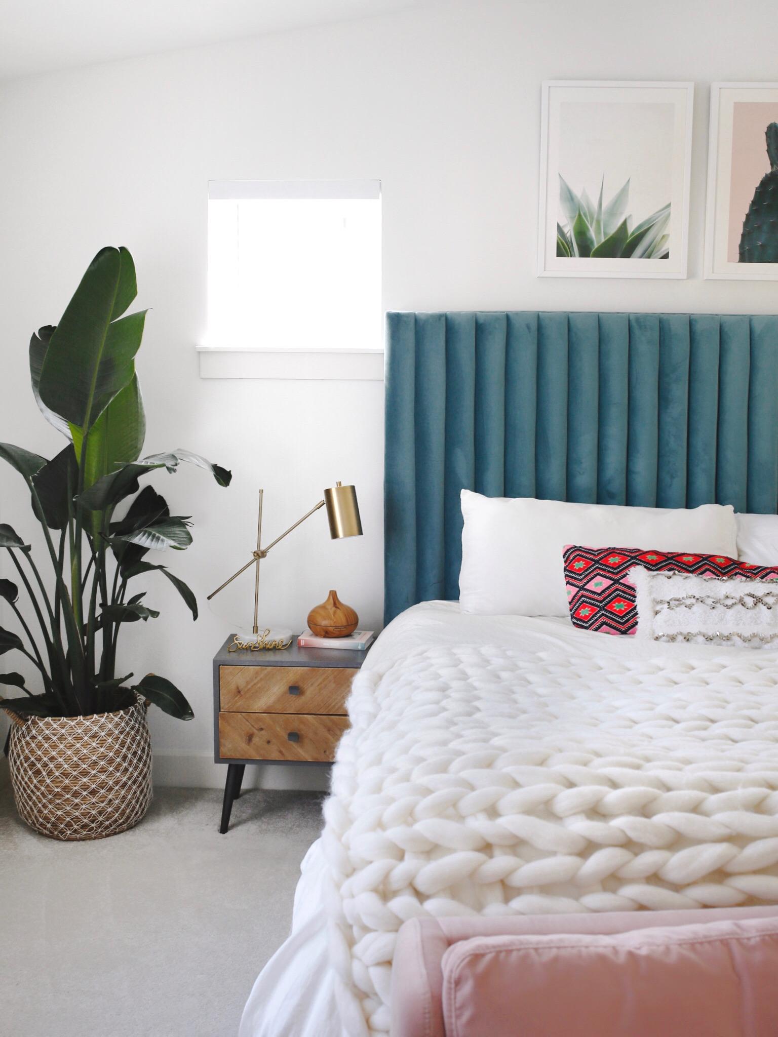 Boho Chic Bedroom Reveal | Gypsy Tan