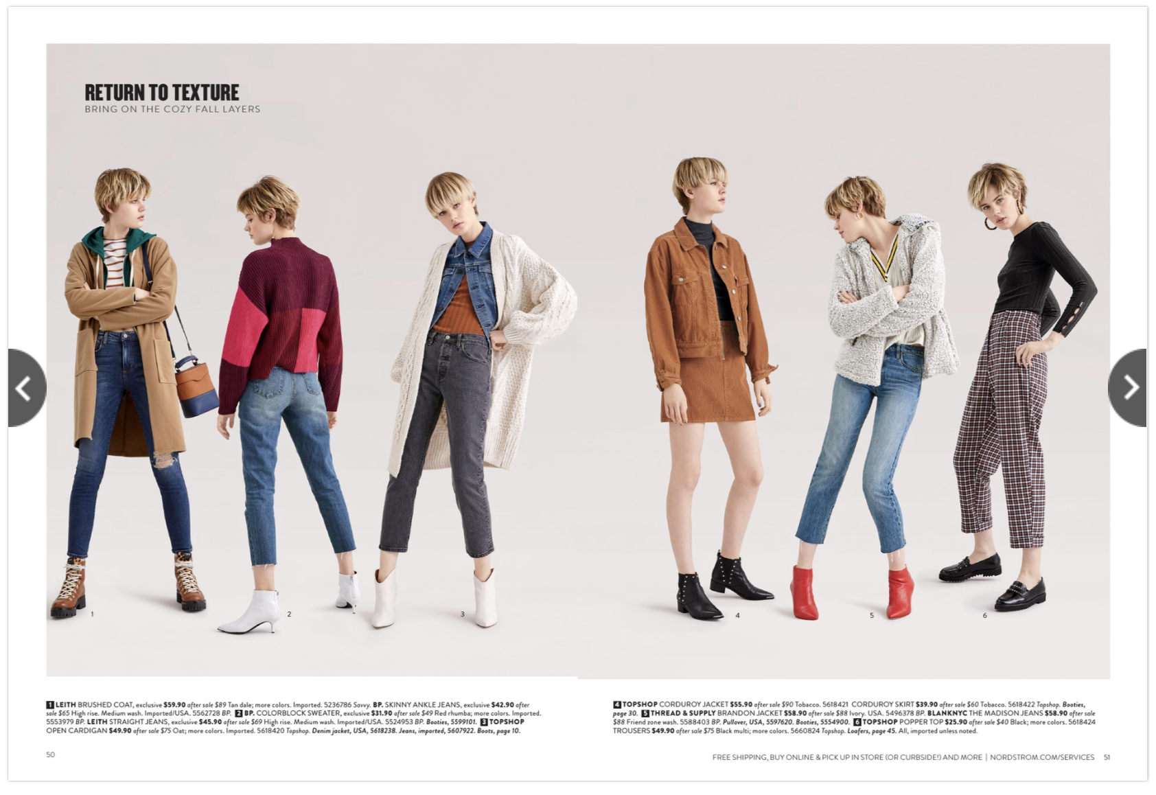 f68b630fc0f5 2019 Nordstrom Anniversary Sale Catalog  First Look + Download