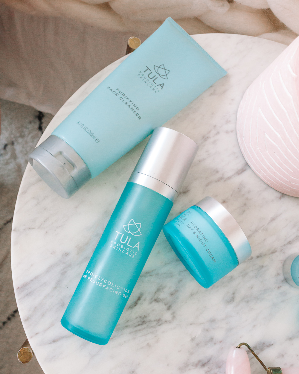 My Skincare Routine For Acne Prone Skin + TULA Reviews