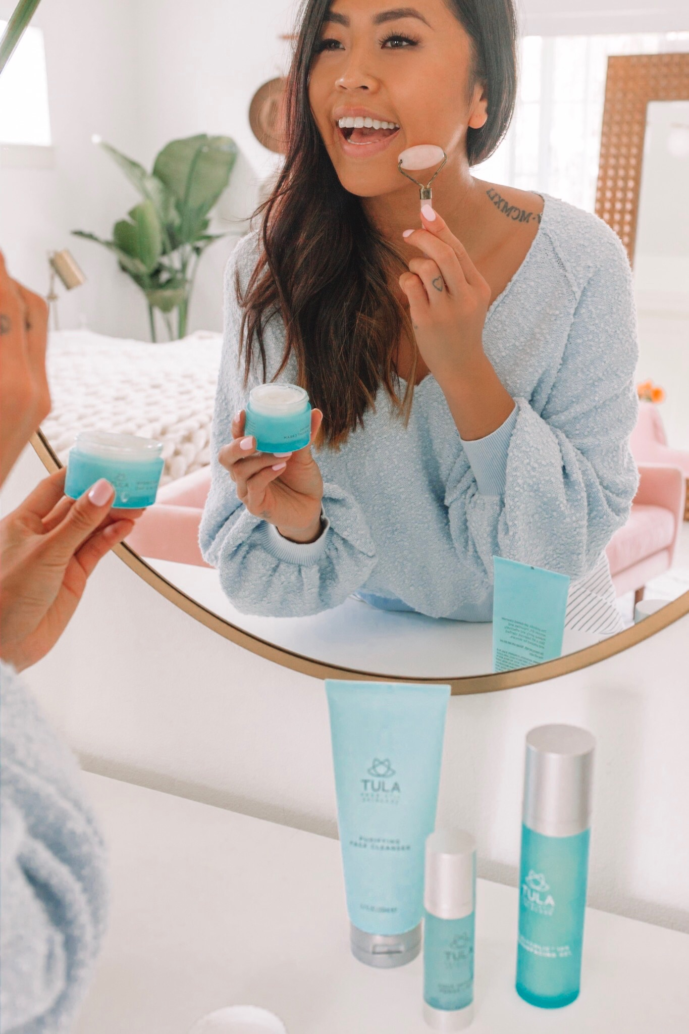 My Skincare Routine for Acne Prone Skin - Tula Reviews +