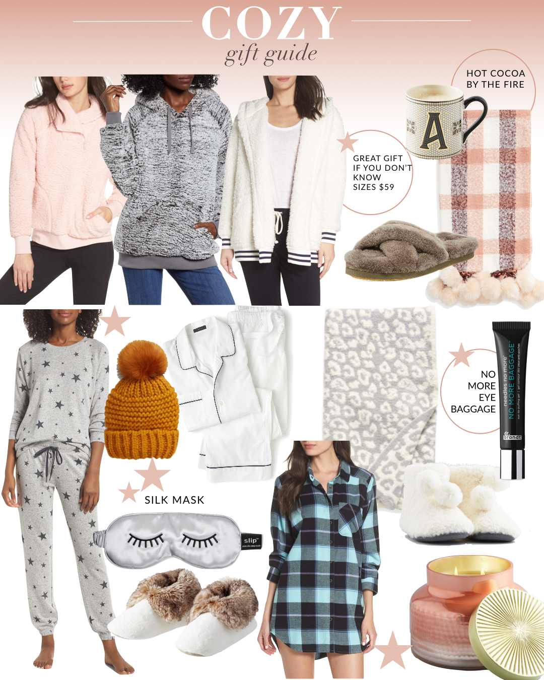 Christmas Gifts 2018 For Her.Christmas Gifts For Her 16 Cozy Gifts For The Homebody On
