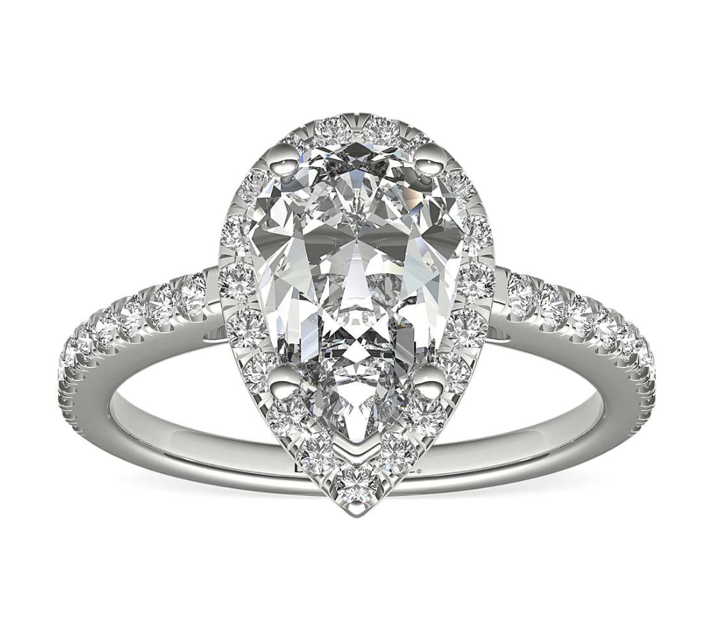 Design Your Own Ring: Design Your Own Engagement Ring From Scratch Online Blue
