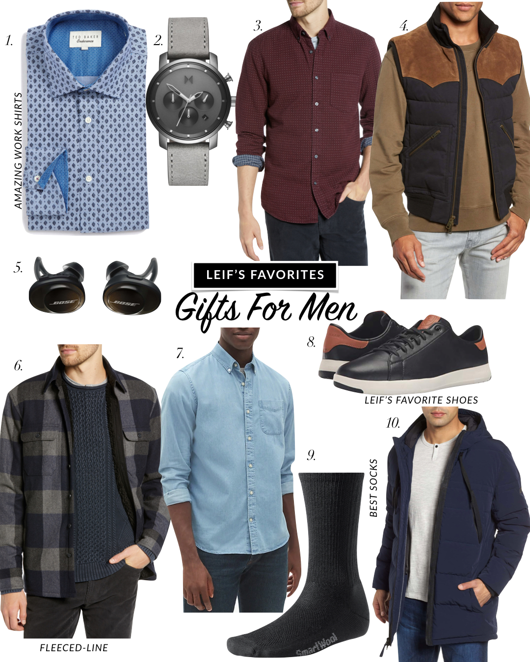 gifts for men christmas 2018 gypsy tan