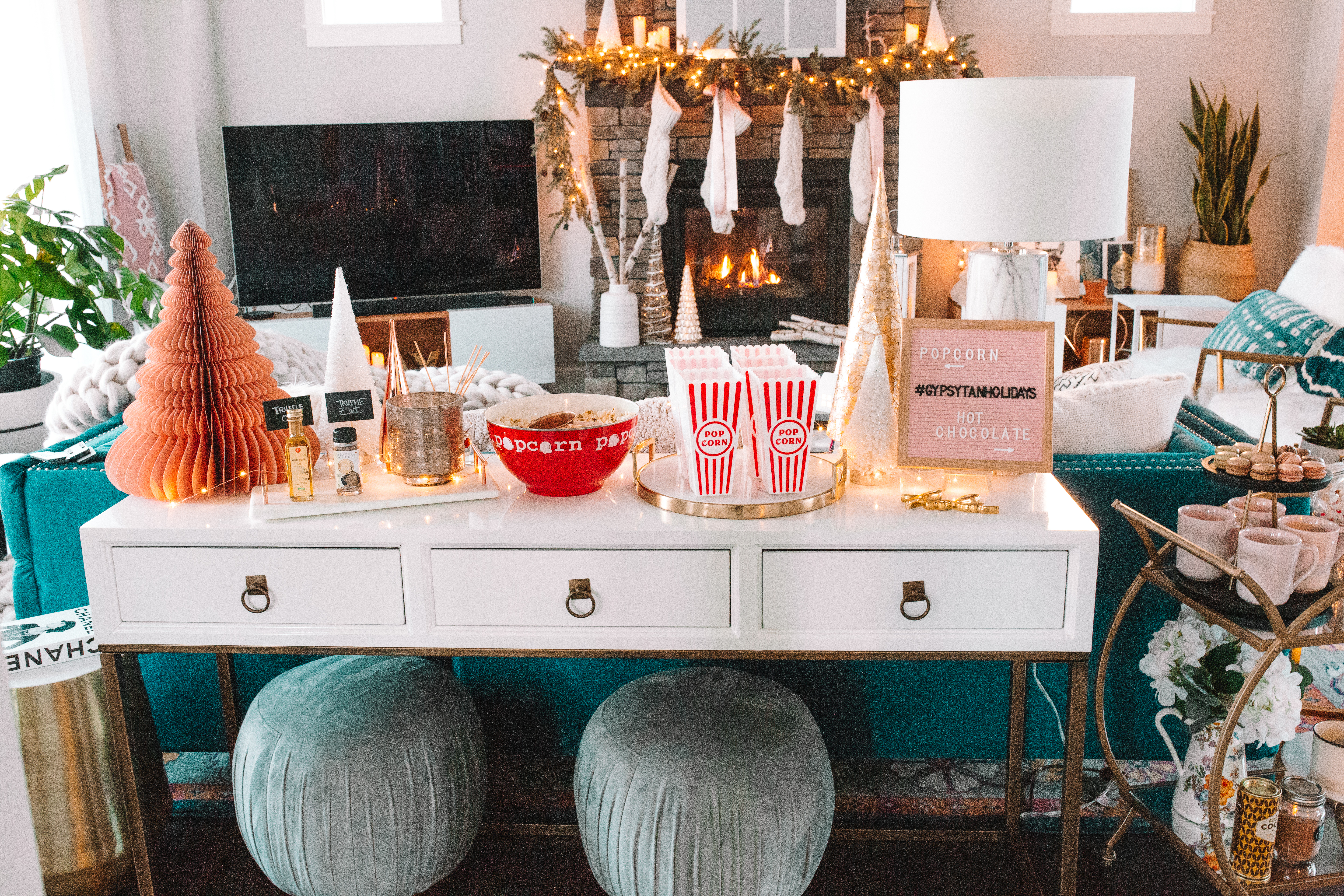 3 Tips On How To Host A Christmas Pajama Party Gypsy Tan