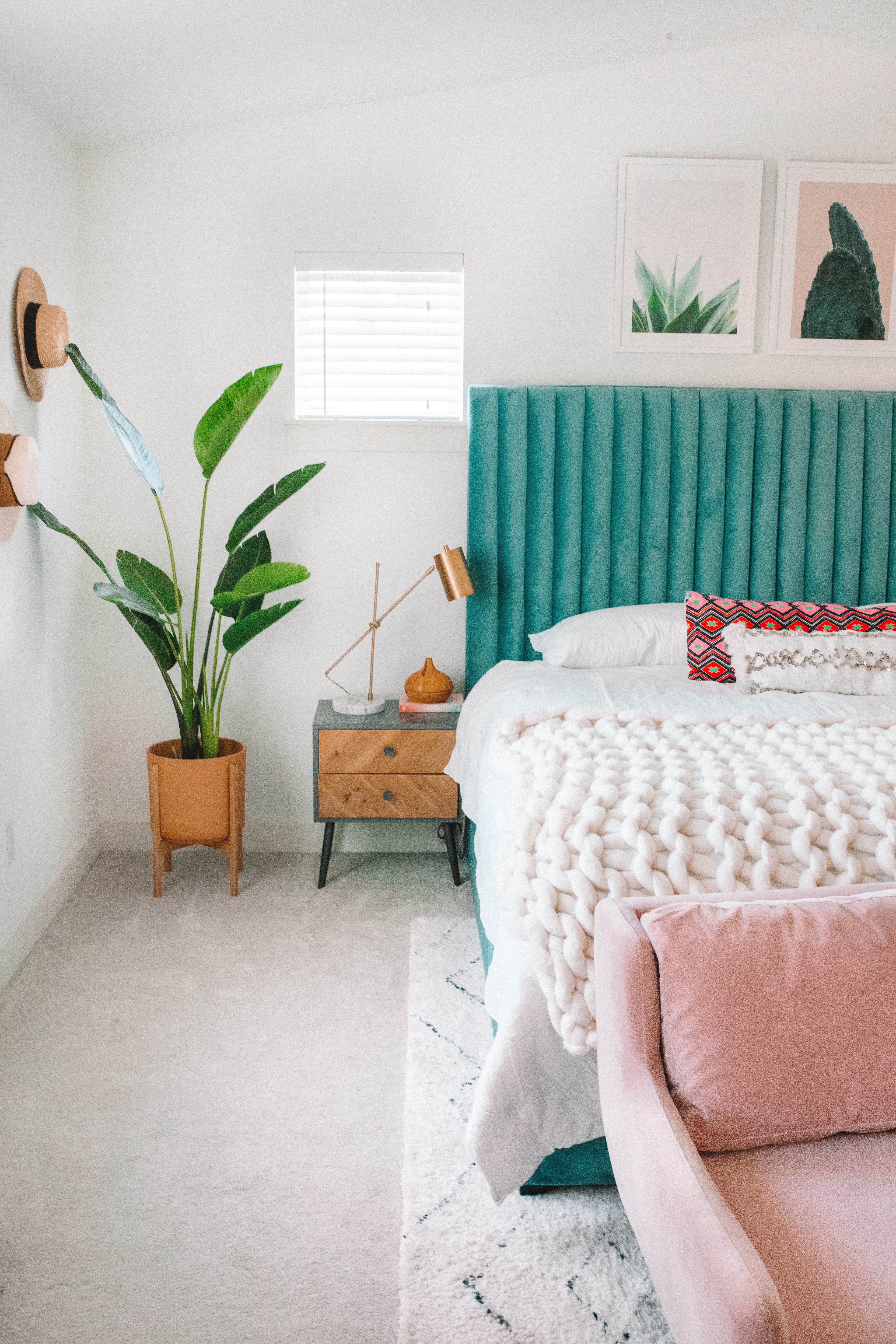 How To Create a Relaxing Bedroom Sanctuary + Bedroom Decor Ideas