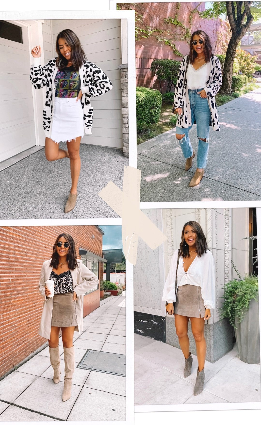 Summer to Fall Transitional Outfit Ideas Pieces To Wear Now