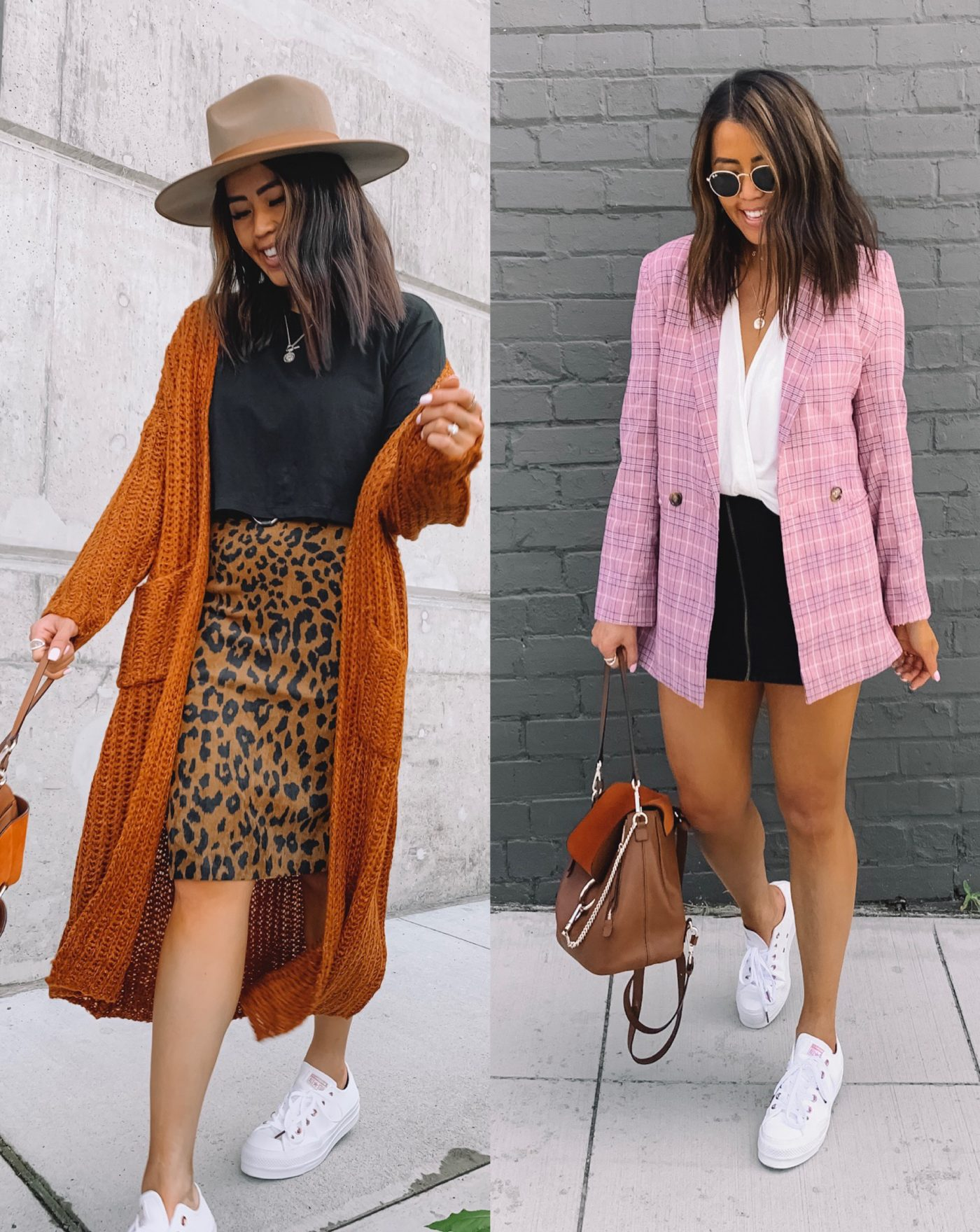 I styled these 7 Forever 21 for Back to School Outfit Ideas