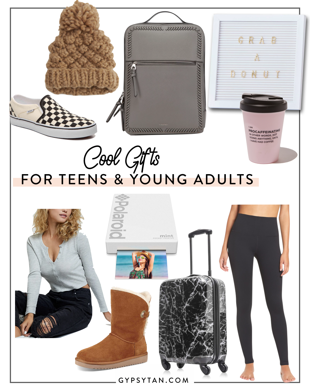 50 Cool Gift Ideas For Teens Young Adults Gypsy Tan
