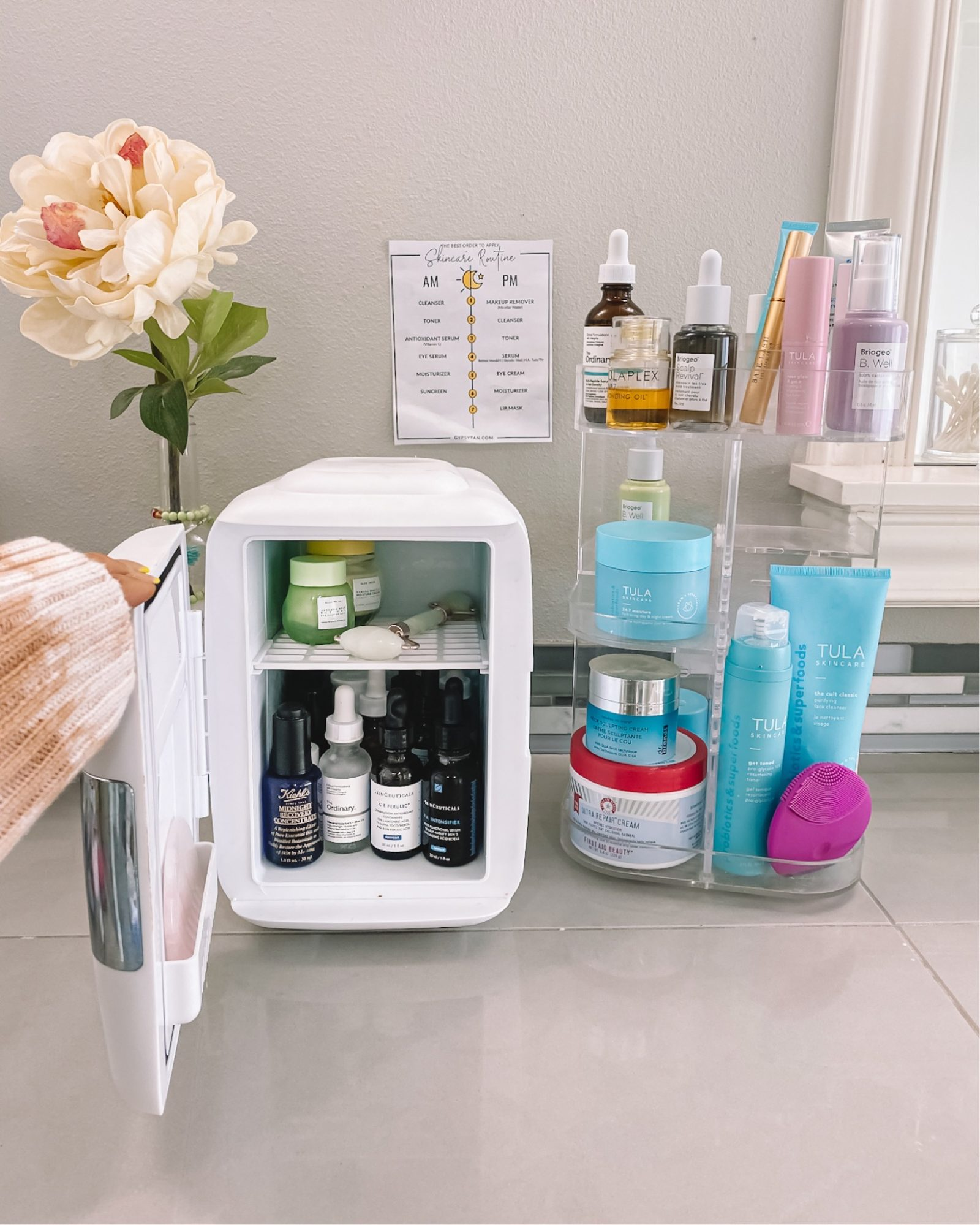 Best Skin Care Fridges From Amazon What Skincare To Keep In Fridge